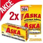2x Aska 70g +dutinky Aska 100+ Dutinky Aska 250ks ZDARMA