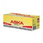 Cigaretové dutinky Aska Red 250ks