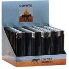 Zapalovač Coyote - Černý